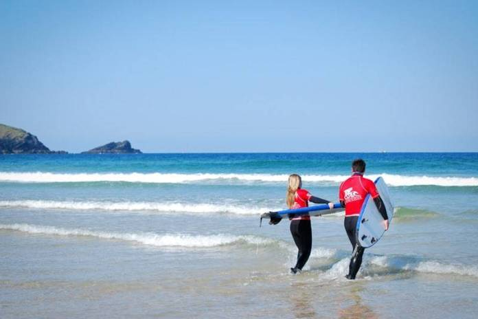 Multi Surf Package Lessons