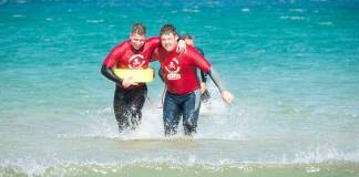 Beach Lifeguard Training Course