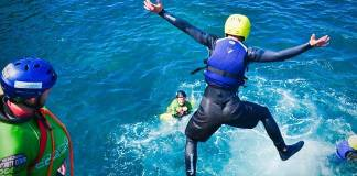 Coasteering First Aid Safety Rescue Course