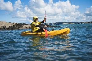 Try Sea Kayaking