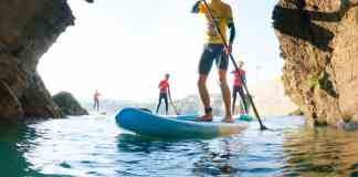 SUP Lessons & Tours