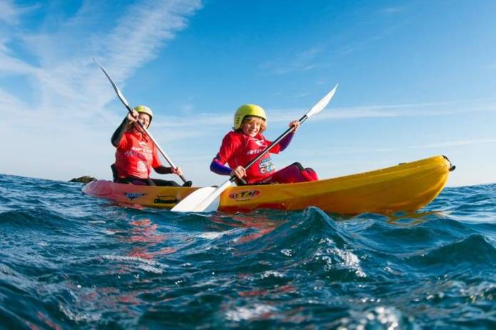 Kids Kayak Tours