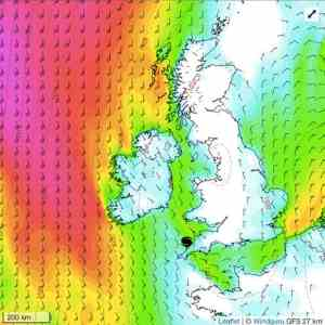 Check the surf forecast