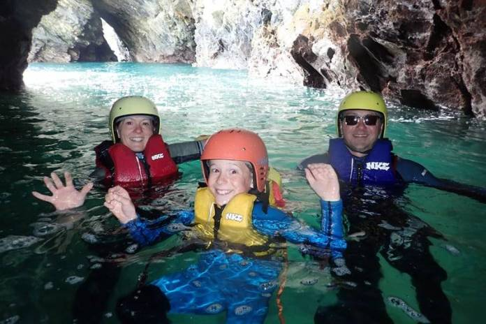 Coasteering Photography Package