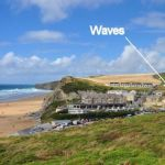Waves Apartments, Watergate Bay Newquay