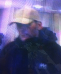 Robber, Nat West Bank, Newquay