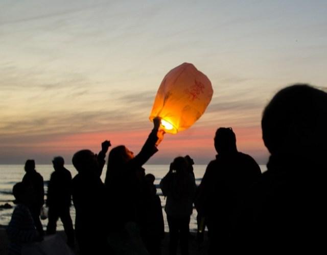 Chinese Lanterns Sky Lanterns