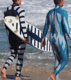 Anti Shark Attack Wetsuits