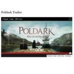 Poldark Trailer