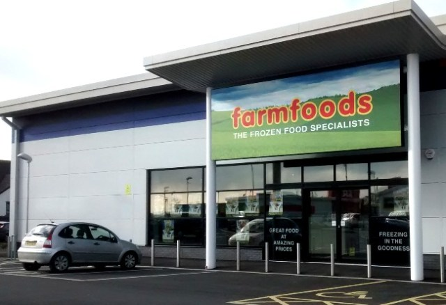 Farmfoods Bodmin Cornwall Nearest Newquay