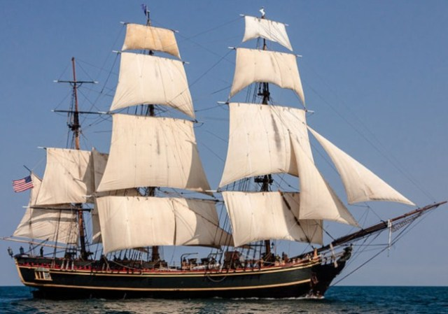 Mutiny HMS BOUNTY Cornish