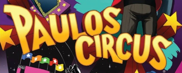 Paulos Circus Newquay 2017 Discount Voucher