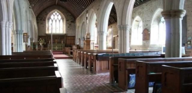 St Columba St Columb Minor Church Christmas Fayre 2017