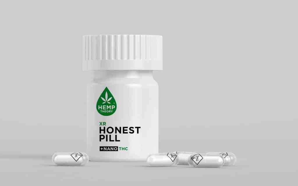 Honest Marijuana Nano THC