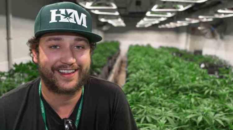 Anthony Franciosi - Honest Marijuana Company