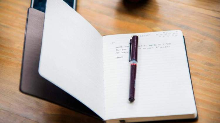 bullet journal get started