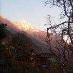 Sunrise in Nakthun