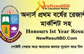 Honours 1st Year Result 2020 Marksheet, National University Honours First Year Exam Result, NU Results, Hons 1st, H1 Result, nu.ac.bd, Honors Exam Result.