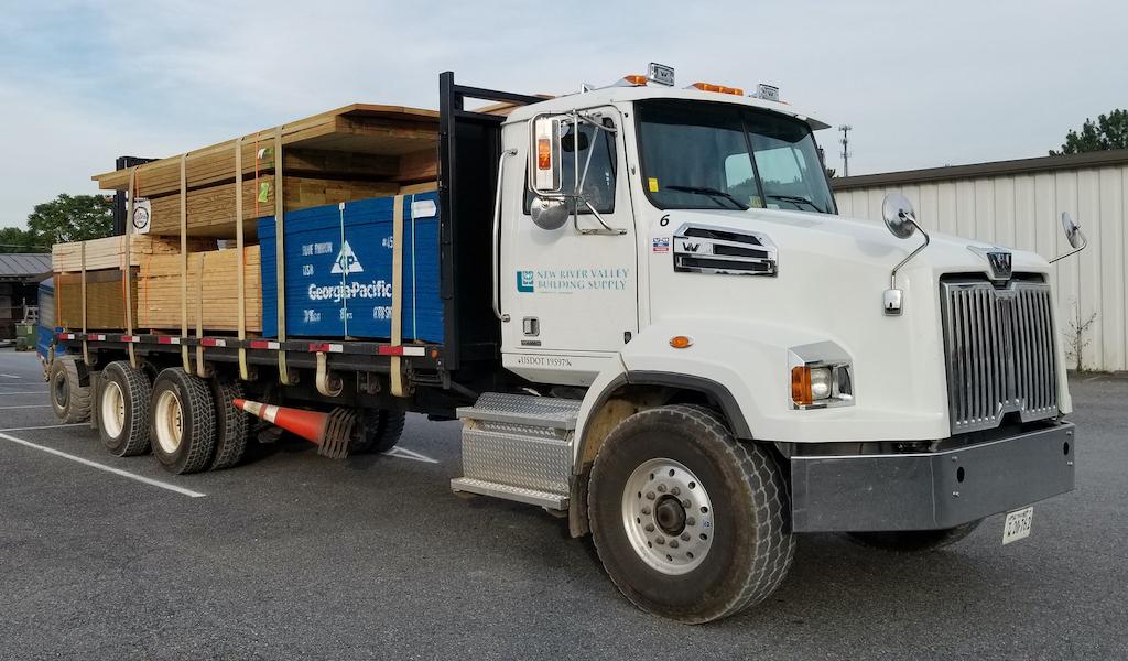 NRVBS Truck