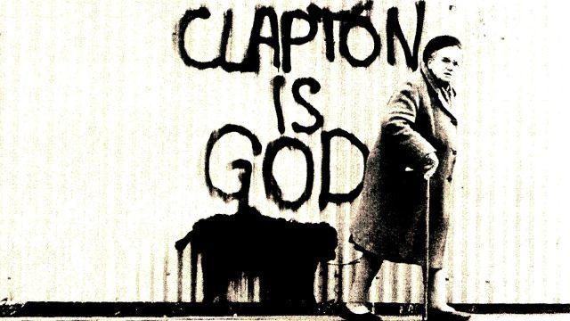 Clapton-is-god-pichação