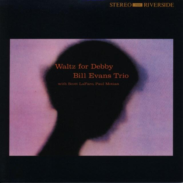 Bill Evans Trio_Waltz For Debby