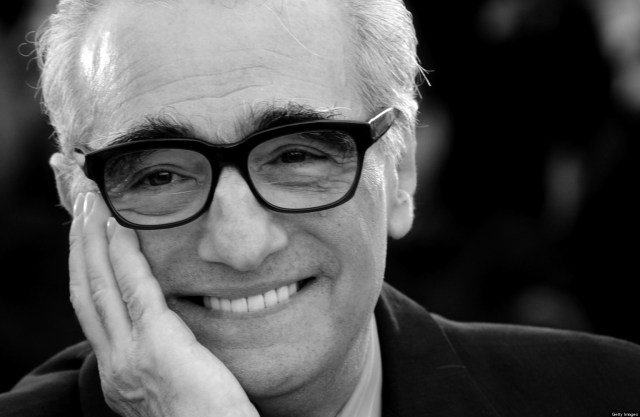 US director Martin Scorsese poses during
