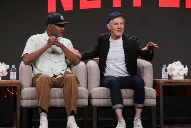 The Get Down at Netflix 2016 Summer TCA at the Beverly Hilton Hotel on Wednesday, July 27, 2016, in Beverly Hills, CA. (Photo by Eric Charbonneau/Netflix)