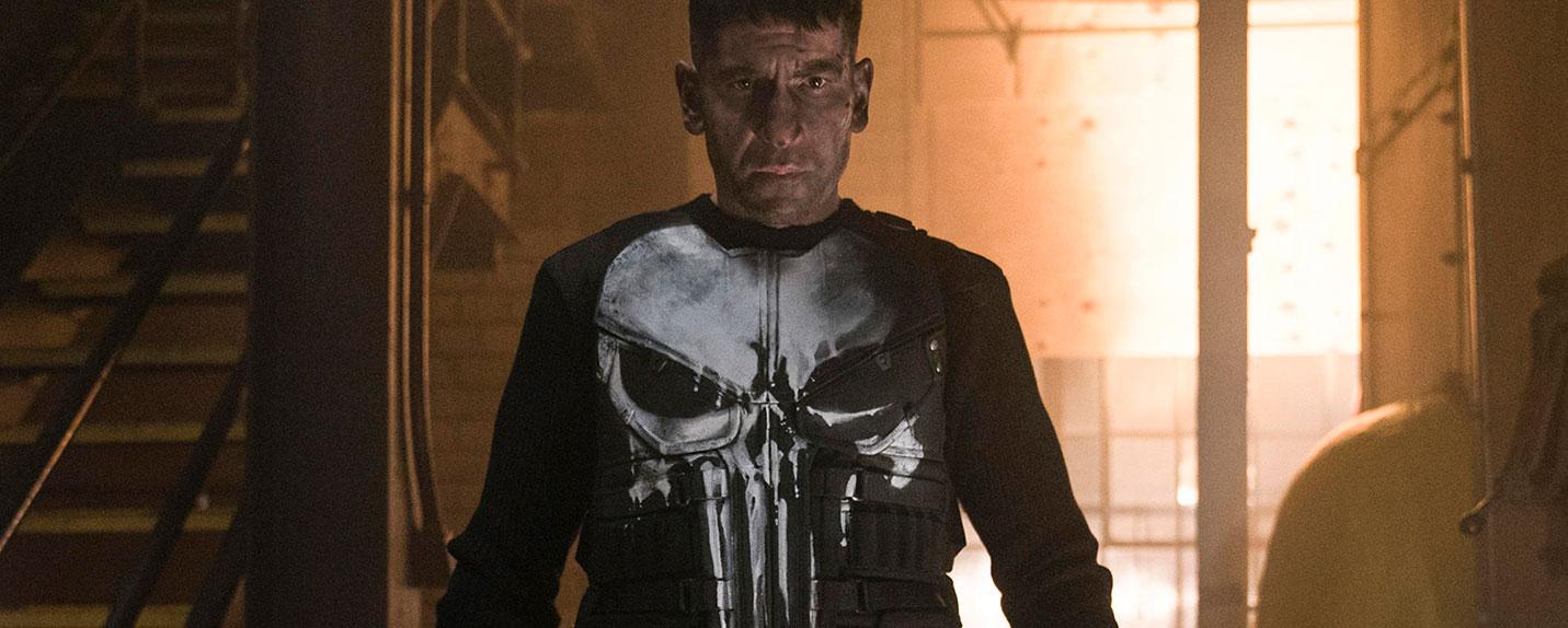 O Justiceiro da Netflix (ou o relato de um homem preso no inferno)