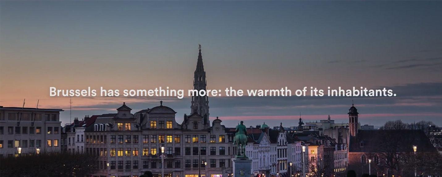 Os verdadeiros pontos turísticos de Bruxelas