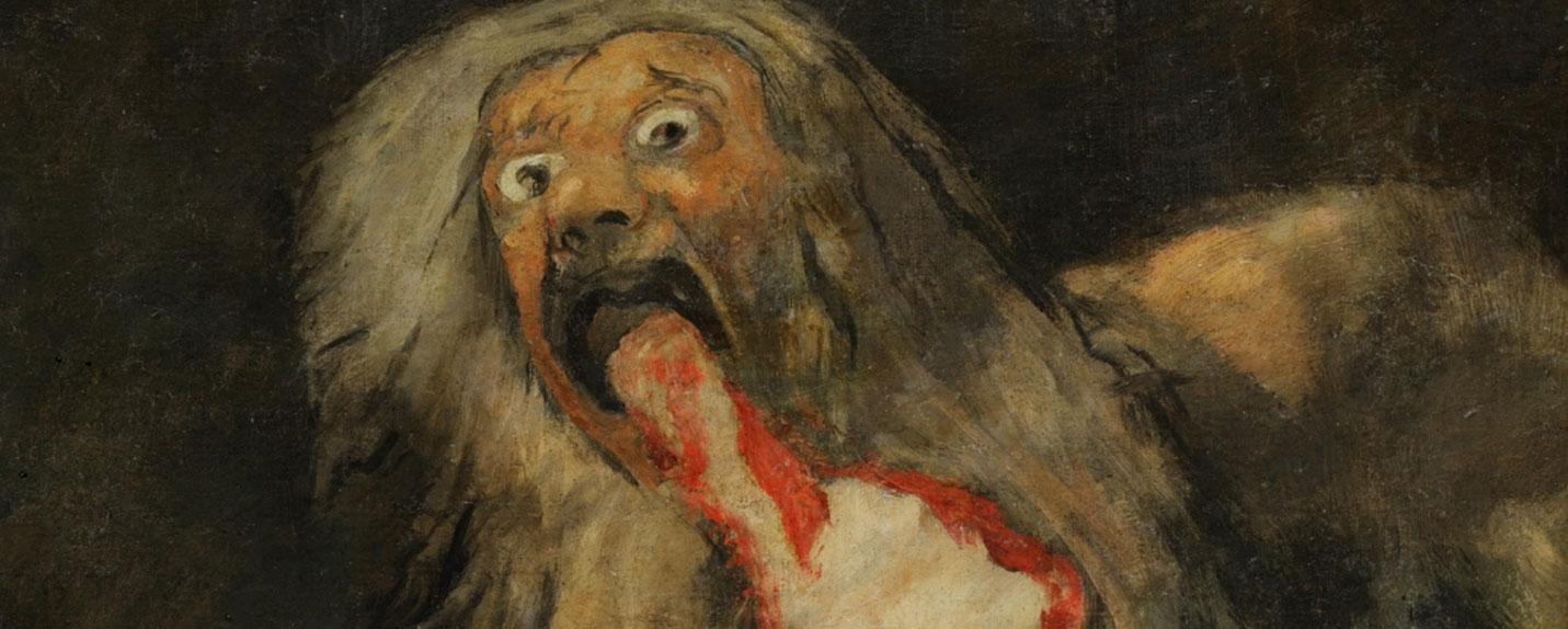 Qual a pintura mais perturbadora da história?