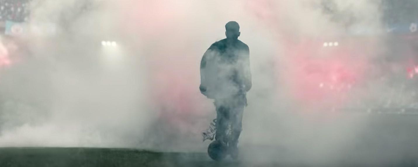 Awaken the Phantom: a nova e extraordinária campanha da Nike.