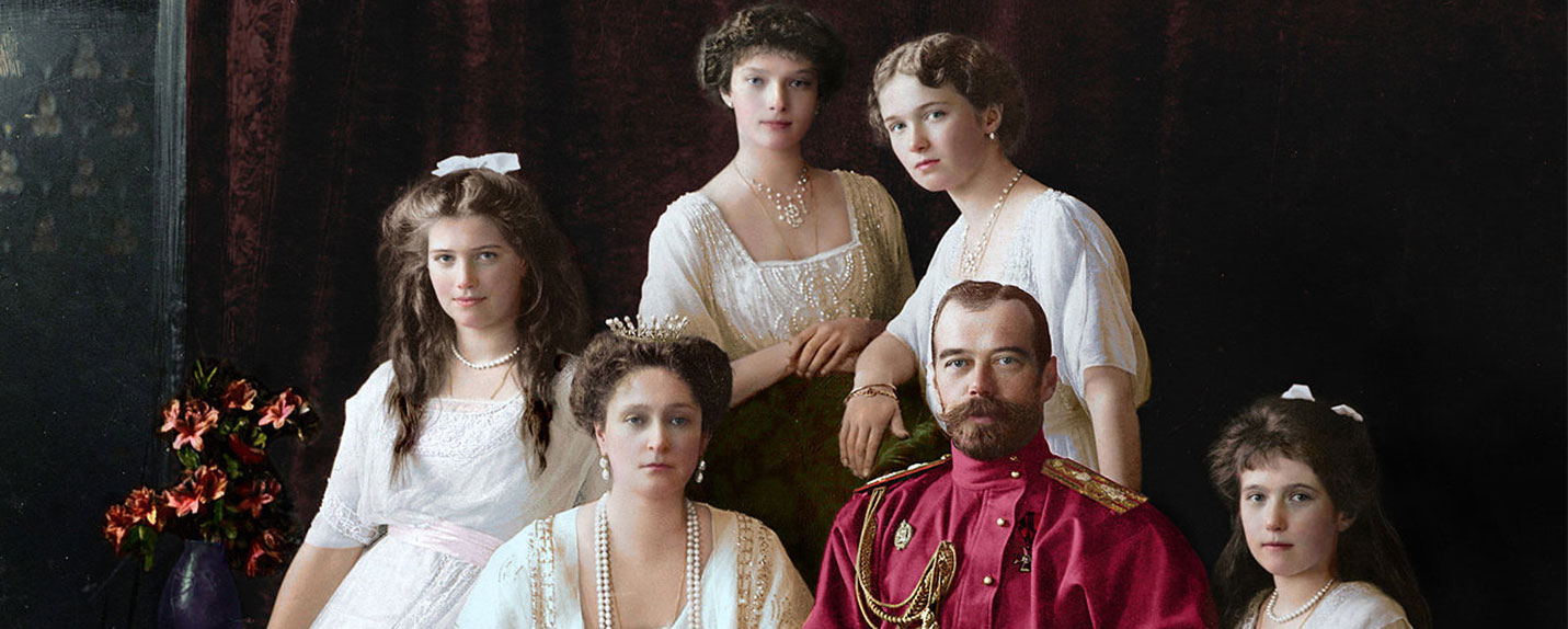 Netflix e Amazon resgatam o mistério da família Romanov