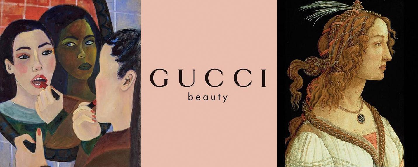 """""""Gucci Beauty"""": o novo Instagram da Gucci explora conceitos globais de beleza"""