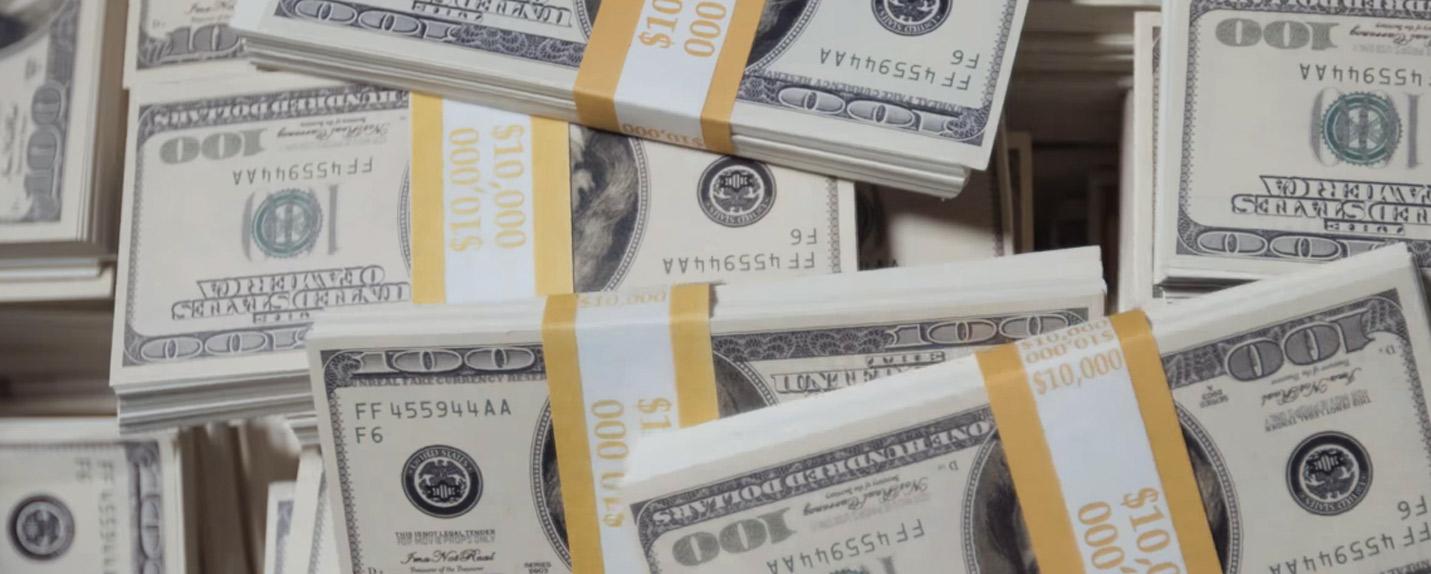 RJ Rappaport, o rei do dinheiro falso