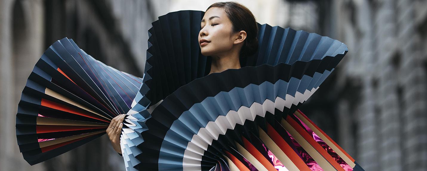 PLI.E: o encontro entre o Ballet e o Origami