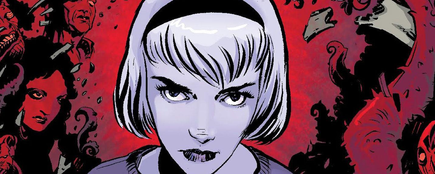 O lado mais sombrio de Sabrina