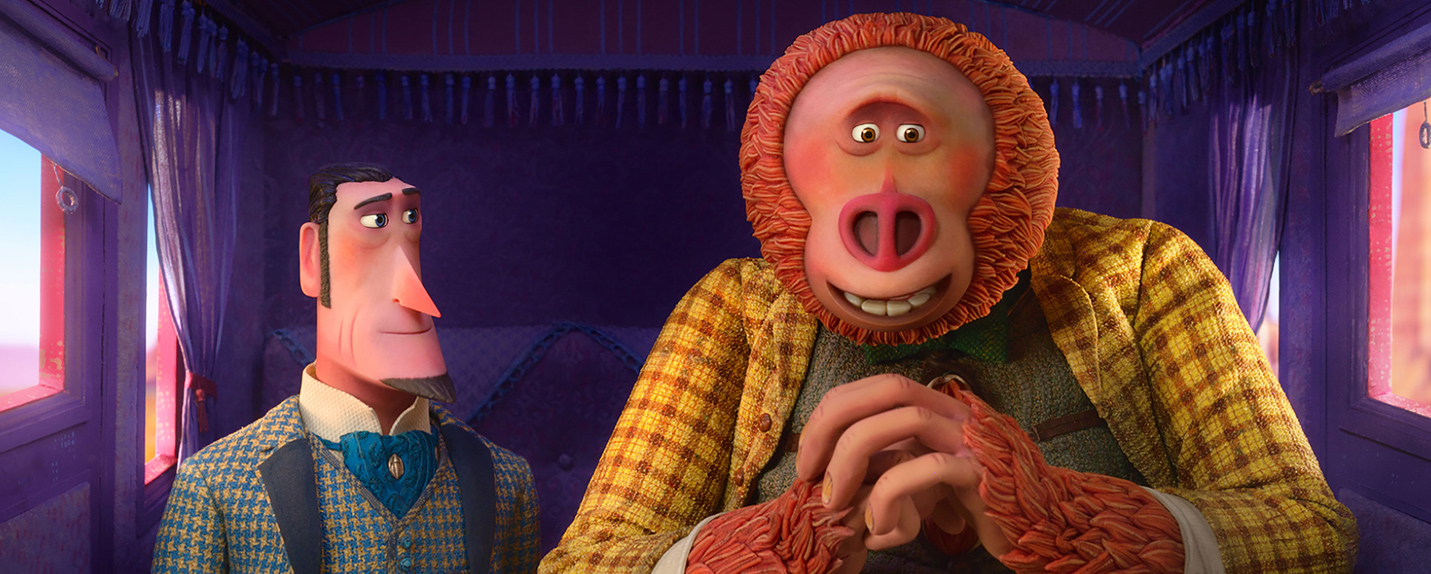 O resgate do stop-motion com Missing Link