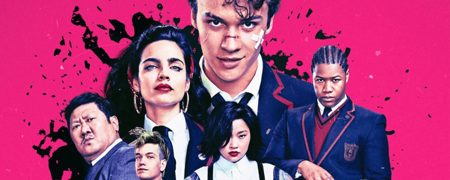 'Deadly Class': intrigas, adolescência e assassinato