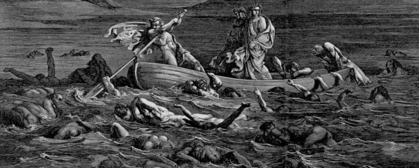 O Caminho da Redenção de Dante Alighieri