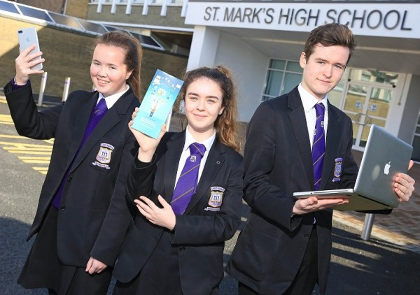 Warrenpoint students join 'IT' crowd | Latest Newry News ...