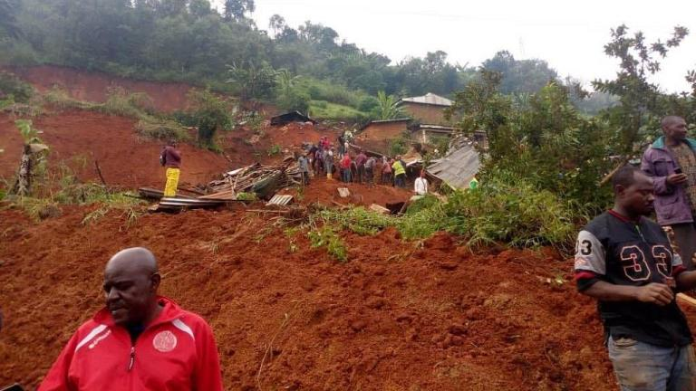 Cameroon: at least 7 dead after heavy rain in Bafoussam
