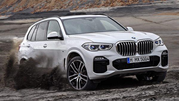 Новый БМВ Х5 2019 | фото, новый кузов, цена, тест-драйв