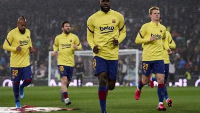 Photo of اشتباه بإصابة نجم برشلونة السابق بكورونا بسبب مخالطته لأومتيتي