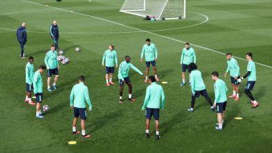 Photo of عاجل.. غياب ثنائي جديد عن تدريبات ريال مدريد