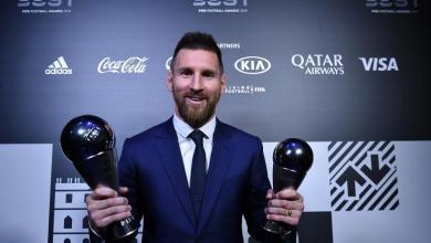 Photo of الفيفا يقرر إلغاء حفل جوائز The best 2020