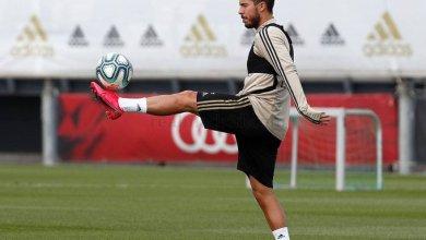 Photo of غياب هازارد عن تدريبات ريال مدريد وشكوك حول لحاقه بمباراة مايوركا