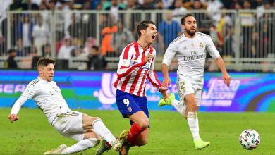 Photo of غيابات بالجملة عن تدريبات ريال مدريد بسبب الإصابة