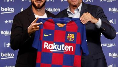 Photo of الإعلان عن رقم  قميص بيانيتش مع برشلونة