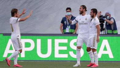 Photo of راموس يكشف حقيقة إصابته في مباراة ريال مدريد أمام إيبار