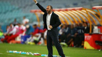 Photo of رد فعل جمال بلماضي على العرض الخرافي من أحد المنتخبات الخليجية